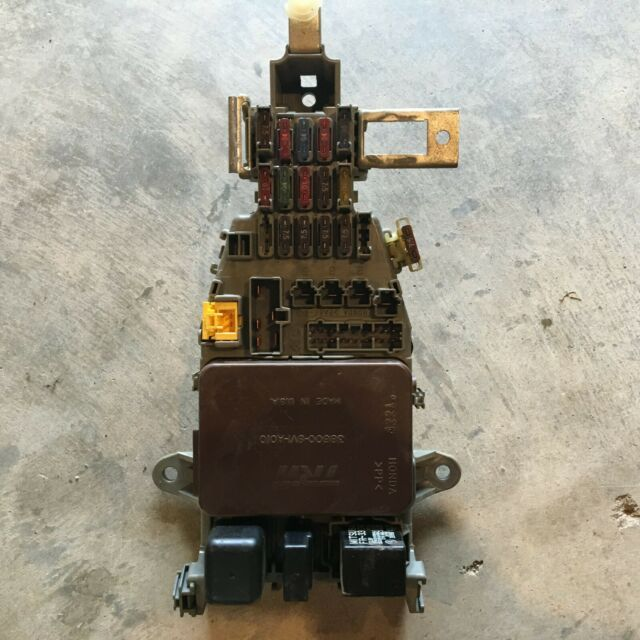 94 95 1995 Honda Accord Dash Fuse Box Integration Control Module
