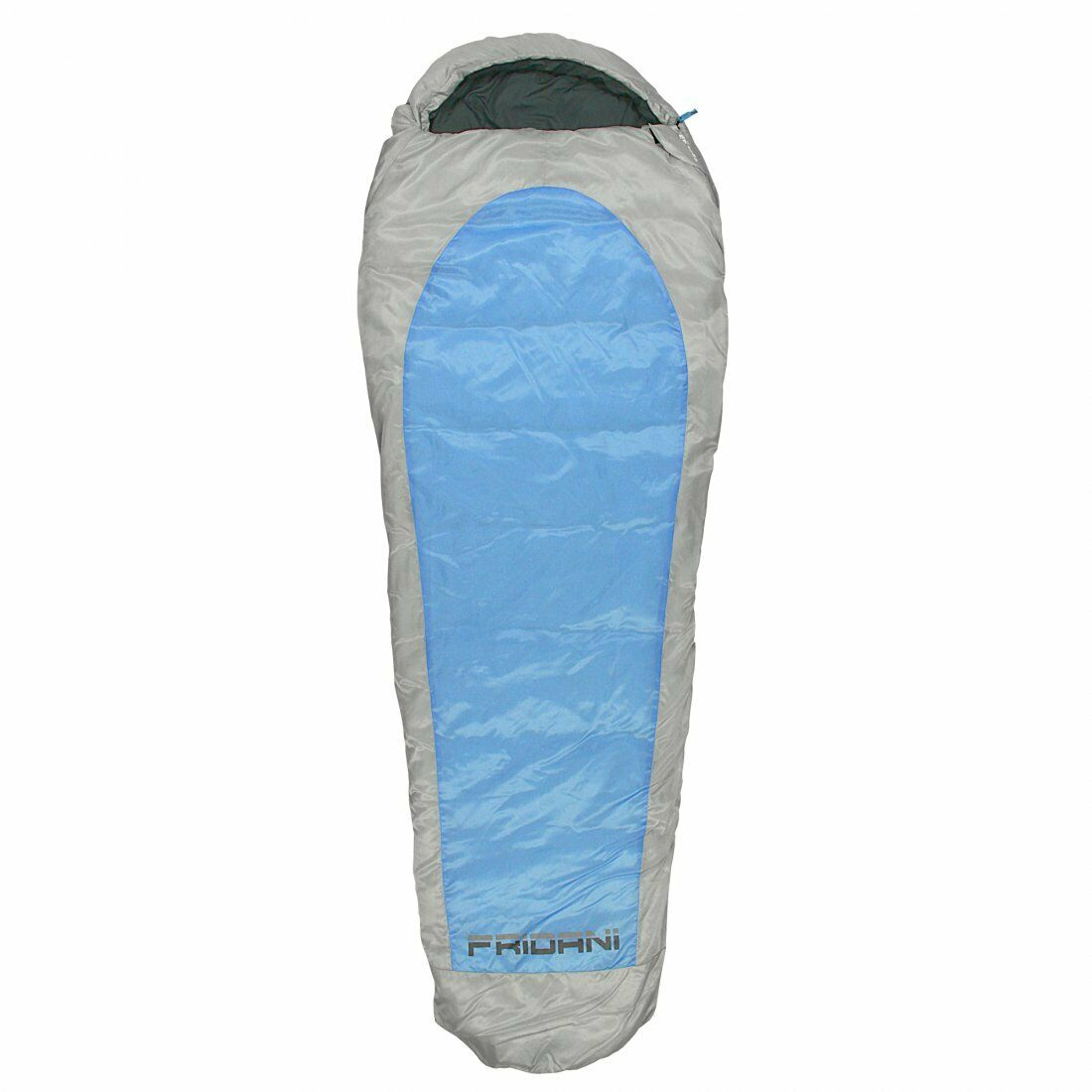 Sleeping Bag EB 235x85 XL Mummy Sleeping Bag bluee -20°C water-repellent washable