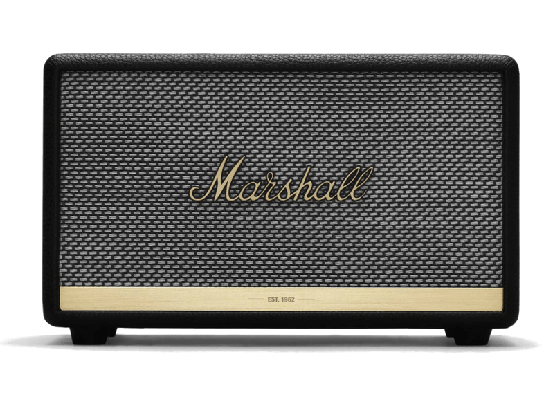 s l1600 - Altavoz inalámbrico - Marshall Acton II Black, 60 W, 98 dB, BT, Airplay, Negro