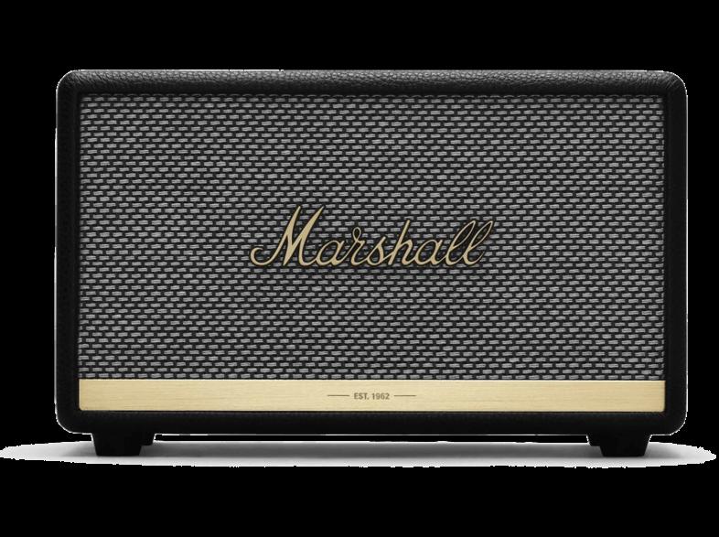 s l1600 - Altavoz inalámbrico - Marshall Acton II Black, 60 W, 98 dB, BT, Airplay, Negro