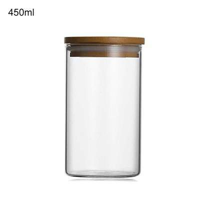 Food Storage Container Containers Set Kitchen Canister Canisters Jar Pasta Glass