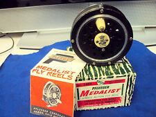 Pflueger Medalist 1494 In Box 6 rivot Fly Reel Right Hand EX+! #97