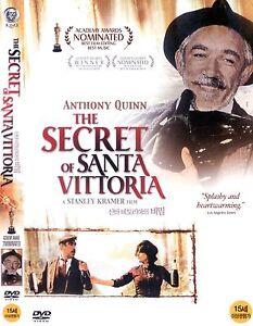 El-Secreto-De-Santa-Vittoria-1969-Stanley-Kramer-DVD-NUEVO