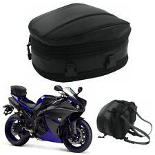 Motorcycle Rear Tail Seat Bag Saddle Helmet Shoulder Carry Tank Bag Waterproof