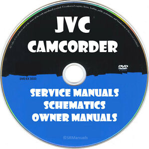 Jvc camcorder repair service manuals schematics pdfs manuals on image is loading jvc camcorder repair service manuals amp schematics pdfs fandeluxe Images