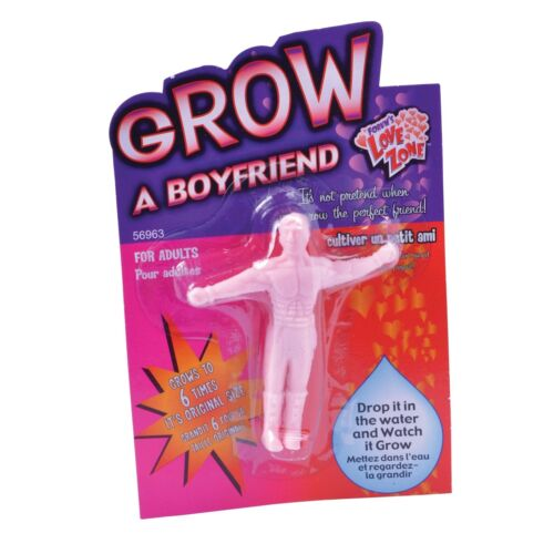 HEN PARTY STAG NIGHT GROW A BOYFRIEND Hen Night Party Jokes /& Novelties