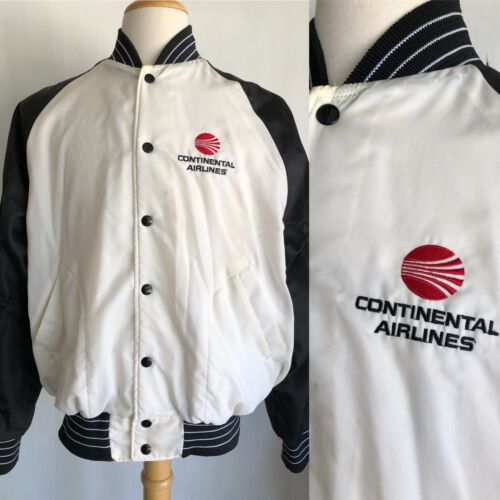 CONTINENTAL AIRLINES VINTAGE 80's Aristo Jac Baseb