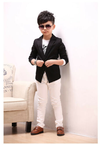 Children/'s spring casual suits kids boys jackets Korean style blazers Outwear