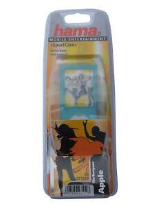 Hama-MP3-Tasche-Funda-Deportiva-para-Apple-Ipod-Nano-4g-en-Azul-Claro