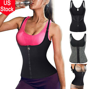 Fajas-Reductoras-Colombianas-Body-Shaper-Waist-Trainer-Tummy-Control-Corset-Top