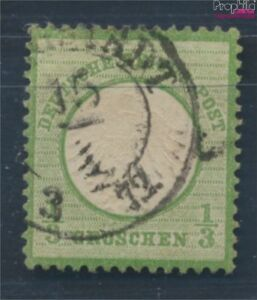 Deutsches-Reich-2a-gestempelt-1872-Kleiner-Brustschild-8105113