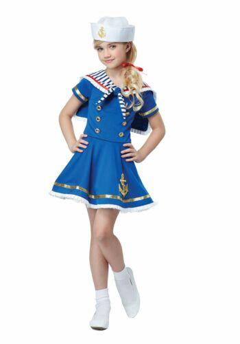 California Costumes 00369 Child Sunny Sailor Girl