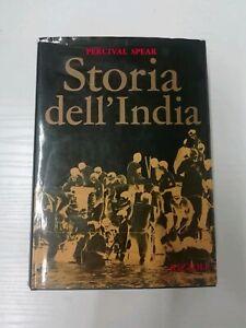STORIA DELL' INDIA - PERCIVAL SPEAR - RIZZOLI - 1973