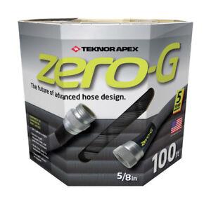 Teknor Apex Zero G 5 8 X 100ft L Garden Hose Kk Resistant Safe For Drkg Water 31724400111 Ebay