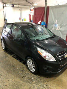 2013 Chevrolet Spark - with very low kms