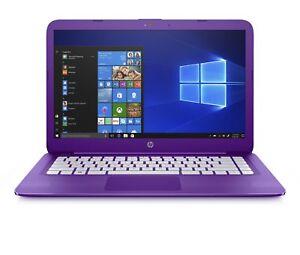 HP-14-cb013wm-Stream-14-034-HD-Celeron-N3060-1-6GHz-4GB-RAM-32GB-eMMC-Win-10-Home