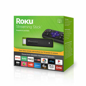 LATEST-ROKU-STREAMING-STICK-3800R-720p-amp-1080p-TV-Streamer-for-Netlfix-Hulu-HBO
