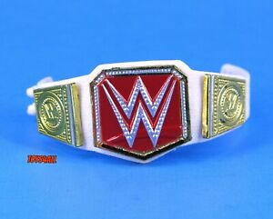 WWE Mattel Action Figure Accessory Raw Women/'s Title Belt Elite loose