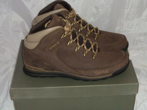 Euro 5 Timberland marrón Tamaño Eu Uk Hombre Rock 45 Nuevo Hiker 11 Boots Botines fRpxnqw