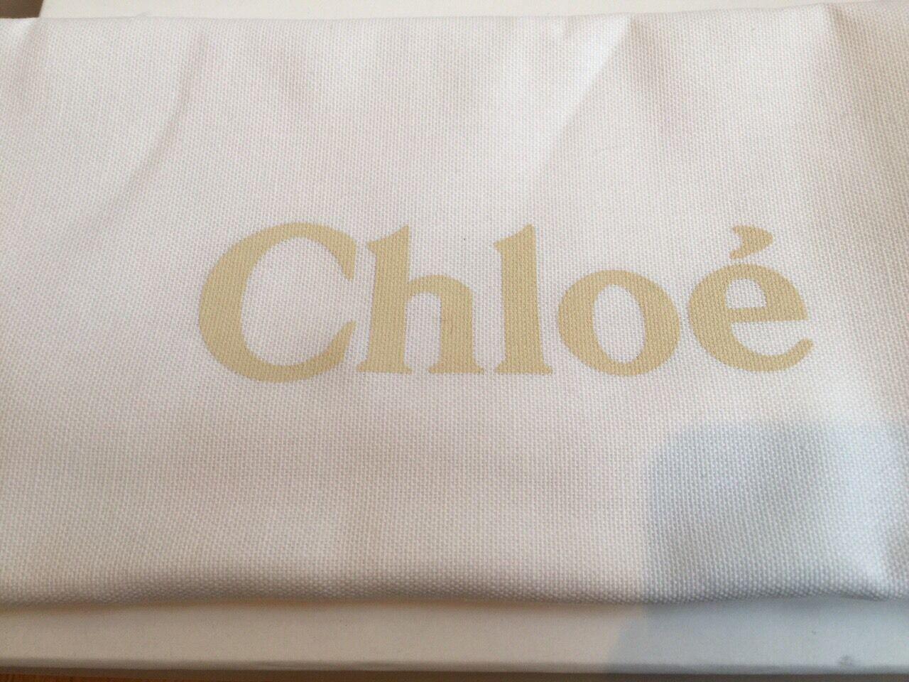 CHLOE PINK 38 LEATHER WEDGE HEEL SIZE 38 PINK NIB 45d986