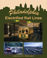 Philadelphia Electrified Rail Lines In Color / Train / Railroad