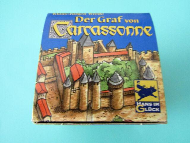 Carcassonne - Der Graf von Carcassonne Mini Erweiterung - NEU & OVP