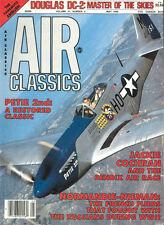 AIR CLASSICS V21 N5 WW2 NORMANDIE-NIEMAN YAK-3 / GET YAMAMOTO P-38 MITCHELL