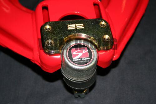 TruHart Rear Camber Kit Combo 88-91 Honda Civic EF Skunk2 Pro Series Front