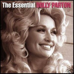 DOLLY-PARTON-2-CD-THE-ESSENTIAL-CD-COUNTRY-GREATEST-HITS-BEST-OF-NEW
