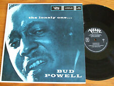 RARE LP BUD POWELL/THE LONELY ONE/VERVE JAPAN/GREAT CONDITION/COMME NEUF MINT