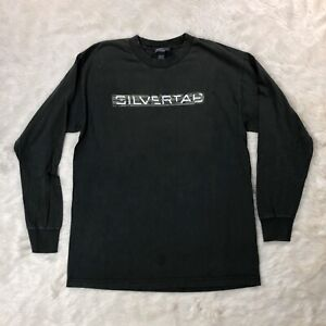 Levi Silvertab Logo Shirt Sz Large Long Sleeve Tee