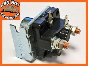 Austin-Healey-Sprite-3000-1959-71-Starter-Solenoid