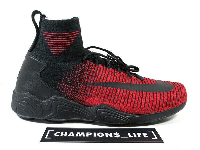 Nike Nike Nike - zoom brillante xi fk fc - ROT - sz.ds - 10 - 100% echt 55e144