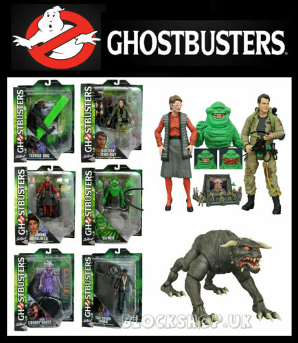GHOSTBUSTER/'S Film-Delux action figures-Diamond Select Collection/'s