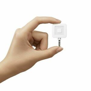 Square Credit Card Magstripe Reader for Iphones and Androids & iPads