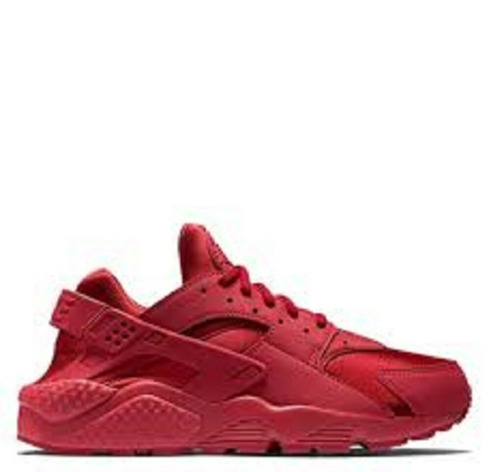 women Nike Air Huarache Run - - - 634835 601 - Gym Baskets red c4c033