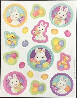 Vintage Hallmark Stickers Animal Pics Mint Condition!!