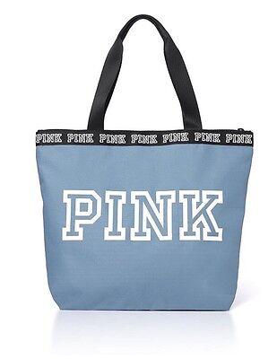 Bundle backpack school bag sport bag waterproof interior lining Colorblock plain bag in gray and pink beach bag pool bag