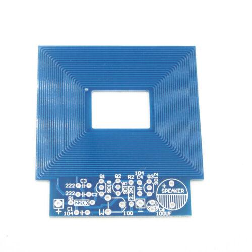 Metal Detector Metal Locator Electronic Production DIY Kit DC 3V-5V ATF