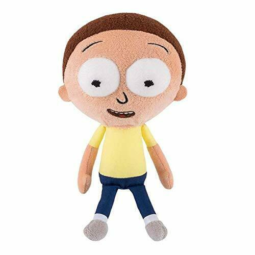 Rick and Morty Happy Morty Galactic PLUSHIES peluche