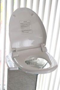 Awe Inspiring Details About Bio Bidet Bb 600 Ultimate Bidet Toilet Seat W Side Control Panel Elongated White Inzonedesignstudio Interior Chair Design Inzonedesignstudiocom