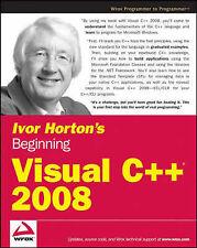 Ivor Horton's Beginning Visual C++ 2008-ExLibrary