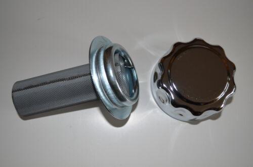 Hydraulik Einfüll-u Belüftungsfilter zum Anschweißen