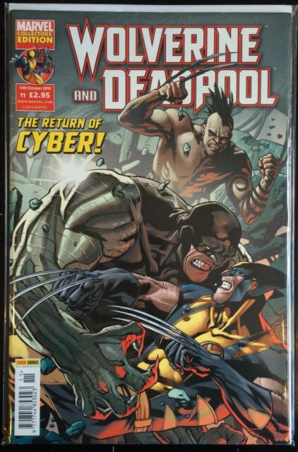 Deadpool #11 Marvel VF//NM Comics Book