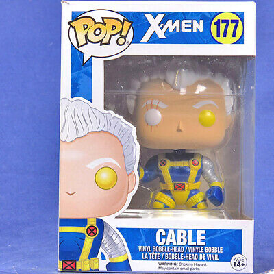 Funko POP X-Men Cable #177 Vinyl Bobblehead Figure