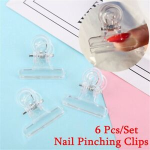 Rusian-C-Curve-DIY-Nail-Extension-Manicure-Tool-Nail-Pinching-Clips-Pinchers