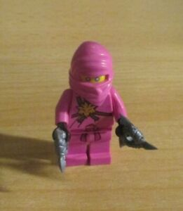 Avatar Pink Zane aus 71708 Lego Ninjago Figur