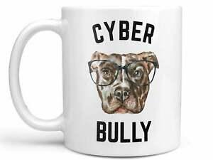 Pitbull Mug Pitbull Coffee Mug Or Coffee Cup Cyber Bully Coffee Mug Pitbull Gift
