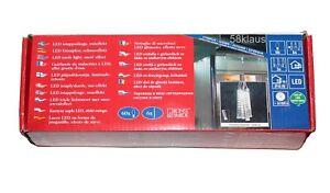 Dynamique Del Guirlande Lumineuse Stalactites De Glace Bâtons Lumineux Neige Chaîne 2765-103 Konstsmide Neuf Dans Sa Boîte-afficher Le Titre D'origine