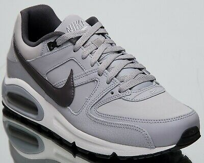 Nike Air Max Command Leather New Men's Lifestyle Shoes Wolf